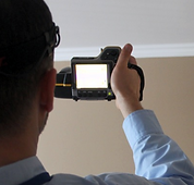 Extended Home Inspection, thermal scan, IR scan, infrared scan, thermal scan of home, thermal imaging camera, Toronto area Home Inspection with thermal scan, Toronto home inspector, Vahn Balabanian