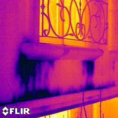 Thermal Imaging Home Inspection, Toronto home inspection with IR scan, infrared home inspection, infrared home scan, thermal imaging home inspection, IR scan, Toronto thermal imaging home inspection