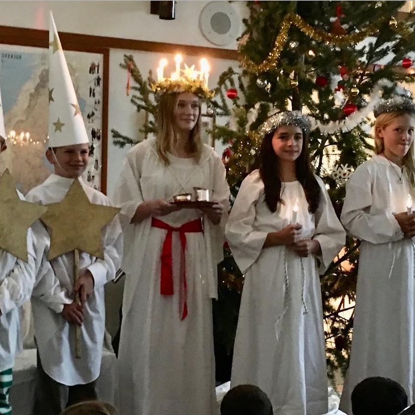 [virtual] SveadalCLUB's Lucia Fest / Christmas Celebration