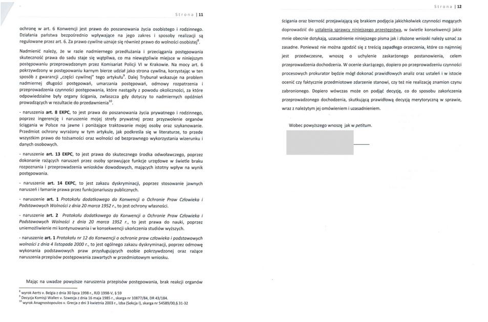 Zażalenie str. 11-12