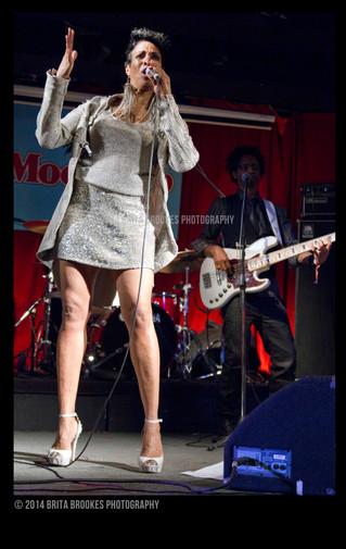 Canadian Music Week 01 - Shakura S'Aida at the El Mocambo