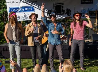 The Giving Tree Band - Fairlane Folk Festival