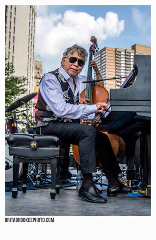 Monty Alexander | Detroit Jazz Festival