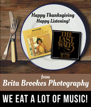 Happy Thanksgiving - Alice's Restaurant