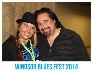 Coco Montoya - Windsor Blues Fest 2014