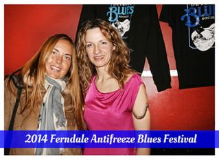 Ferndale Blues Festival - Ana Popovich