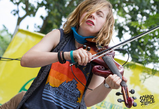 The Accidentals at Sonic Lunch