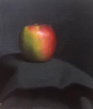 Apple Still Life
