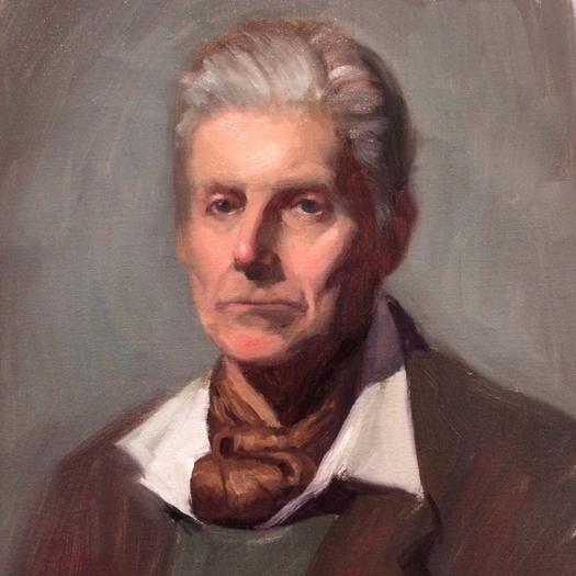 Portrait of Kit