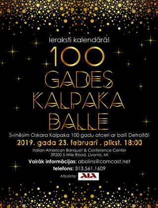 Kalpaka Ball - Save the Date