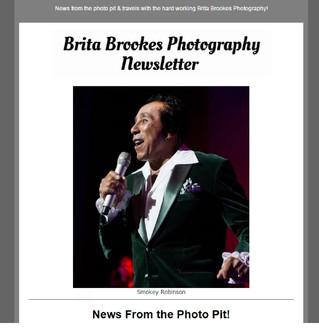 Latest News from Brita Brookes