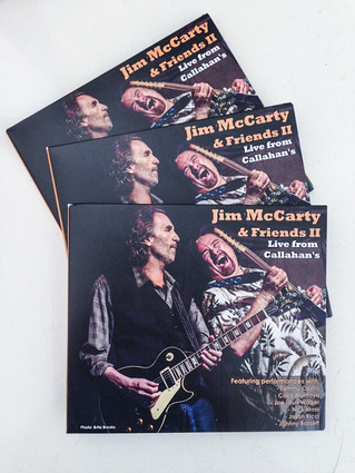 CD Cover for Jim McCarty