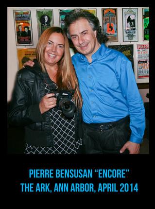 Pierre Bensusan - At the ARK in Ann Arbor