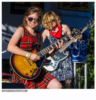 The Accidentals - Fairlane Folk Festival