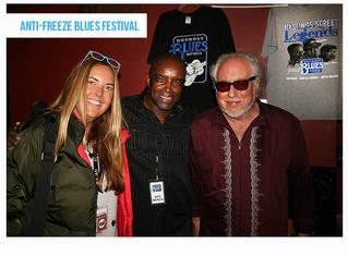 22nd Annual Anti Freeze Blues Fest