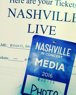 Nashville LIVE On Tour