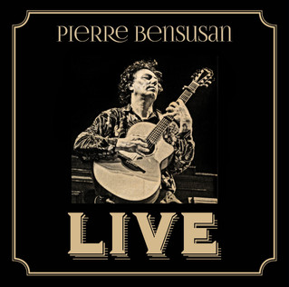 Pierre Bensusan - CD Cover, CD discs & Booklet