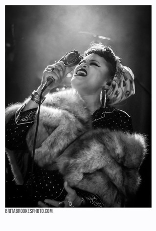 Andra Day at St. Andrews Hall