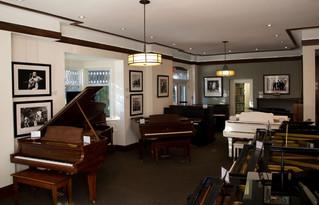 Paul Hahn Piano - Photo Exhibit