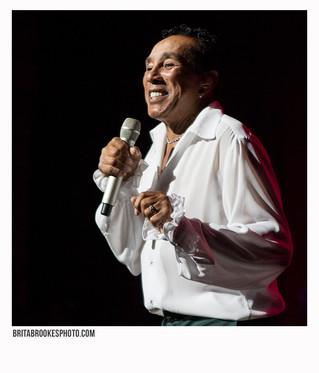 Smokey Robinson at Music Hall Center
