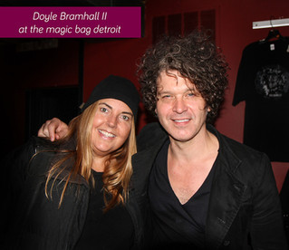 Doyle Bramhall II | Magic Bag Ferndale