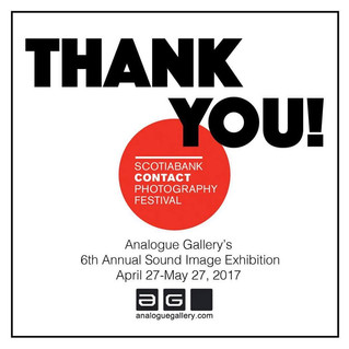 2017 Sound Image & Contact Photography Festival