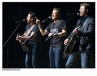 Nashville from ABC TV - On Tour