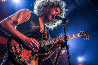 Andrew Stockdale | Wolfmother tour