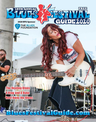 Cover Image for 2020 Blues Festival Guide