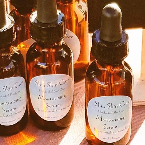 Shia Boost Moisturizing Face & Neck Serum