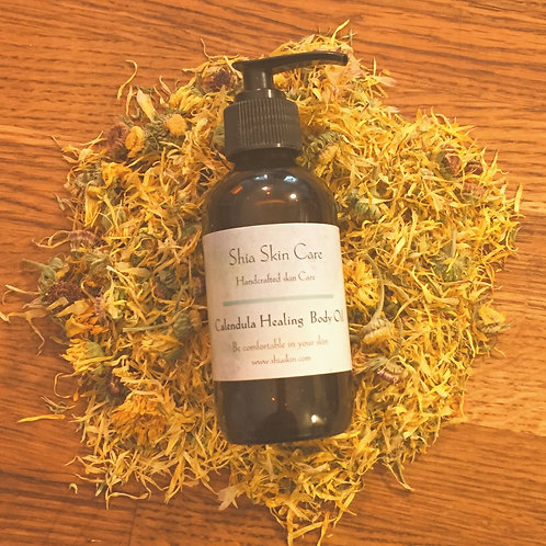 Calendula Healing In-Shower Body Oil