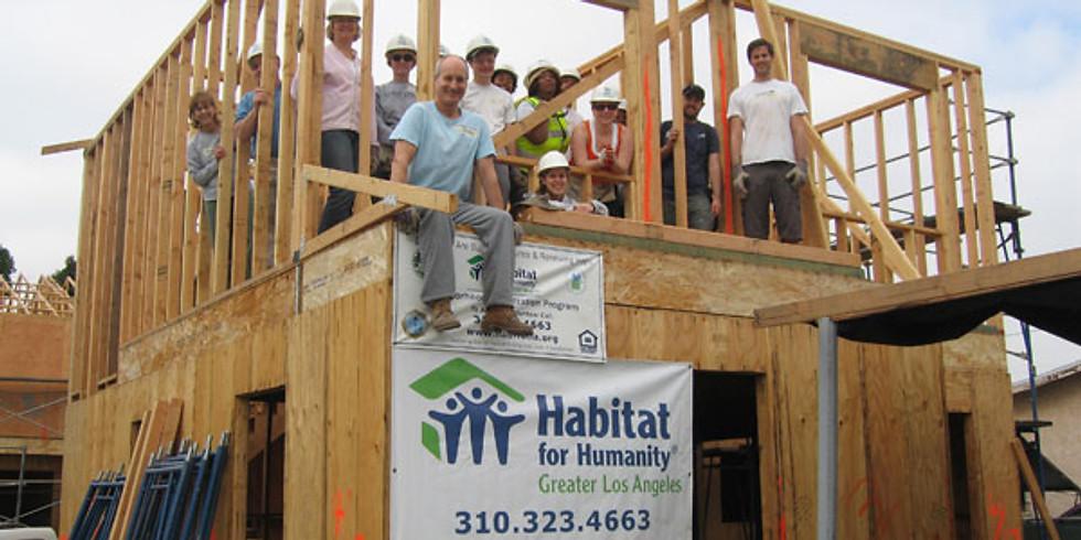 KofC Council #7909 Habitat for Humanity Build