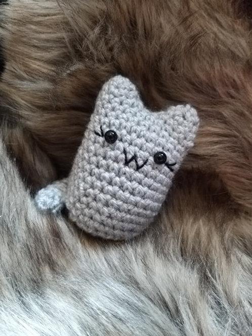 Crochet Amigurumi cat pattern
