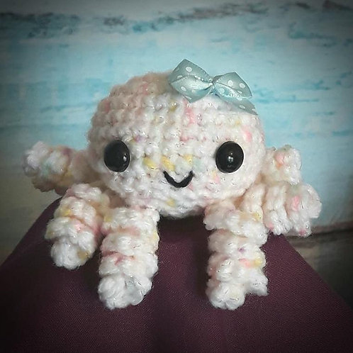 Amigurumi crochet octopus pattern
