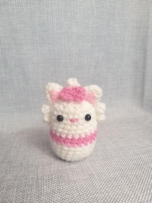Marie inspired crochet cat