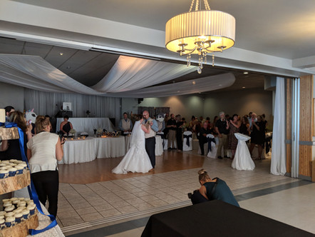 Club LaSalle Wedding