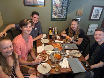 PigOut Niagara Staff Party 2019