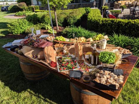 Italian Antipasto Feast