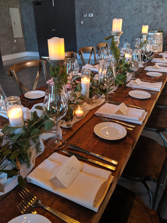 Hare Winery Wedding