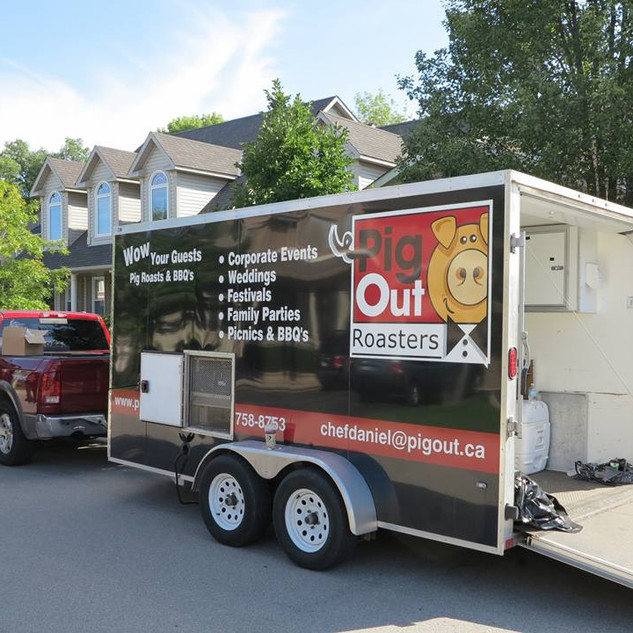 Central Ontario Mobile Catering