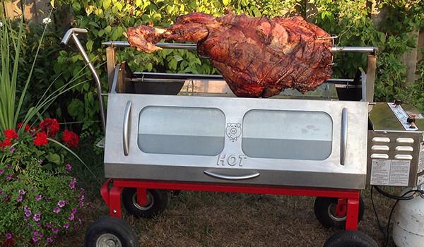 Hip of Beef