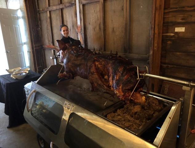 Central Ontario Pig Roast