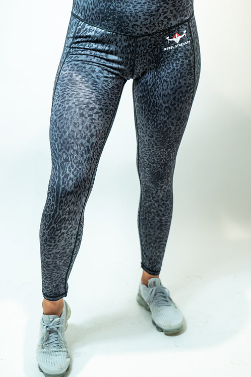 Animal Print Performance Leggings