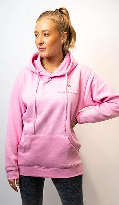 Light Pink Rebel Hoodie