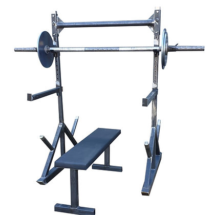 Strength Home Gym Package
