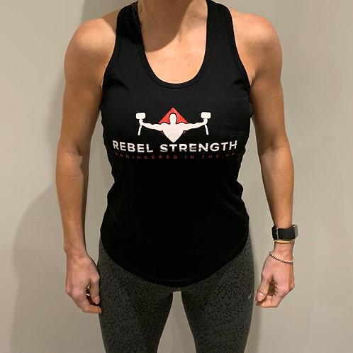 Women's Strap Back Training Vest