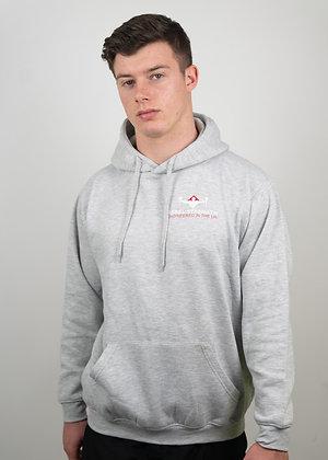 Light Grey Rebel Unisex Hoodie