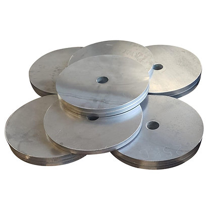 """Weight Plates 2"""" (Pair)"""