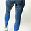 Thumbnail: Blue Ombre Seamless Leggings