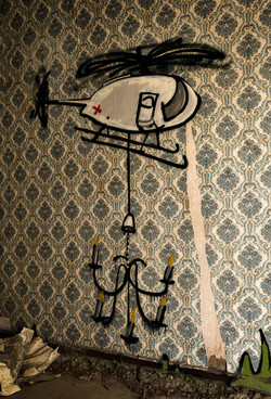 streetart, der Lichtbringer...